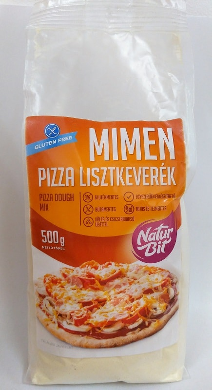 Mimen pizza